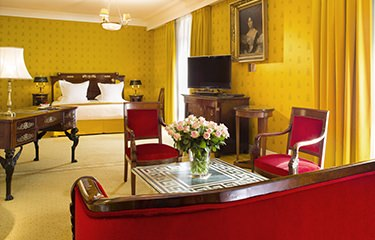 Junior suite Napoleon