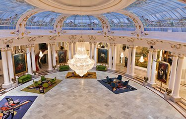 Le Negresco - Salon Royal
