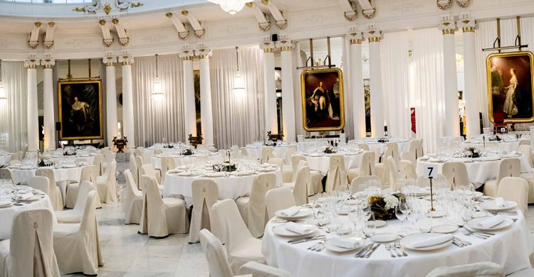 Le Negresco - Salon Royal Mariage