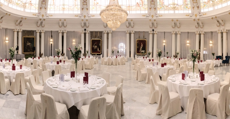 Le Negresco - Brunch de Paques - Salon Royal
