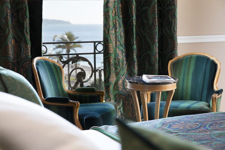 Le Negresco - Chambre Exclusive